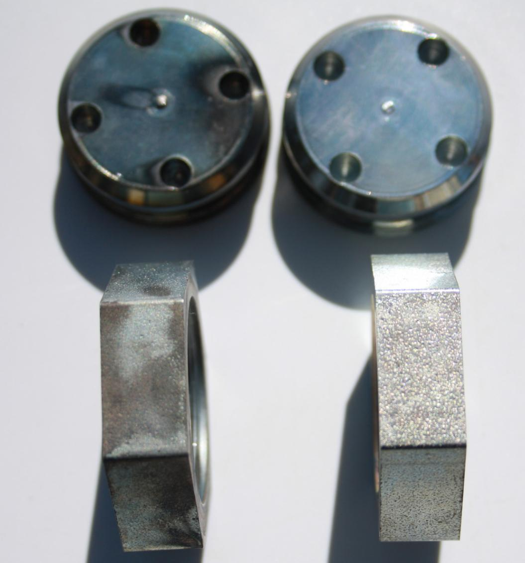 burnt spots - Zinc Plating - Caswell Inc  Metal Finishing Forums