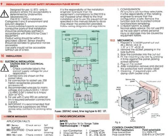 Pid Wiring Diagram Pid Controller Wiring Diagram Will This Work Ok